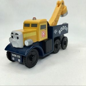 Thomas & Friends Butch the Tow Train WOODEN